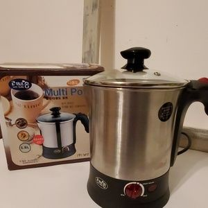 Multi pot/ electric water kettle